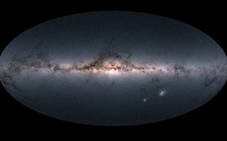 Gaia's 3D census of over one billion stars in our Milky Way