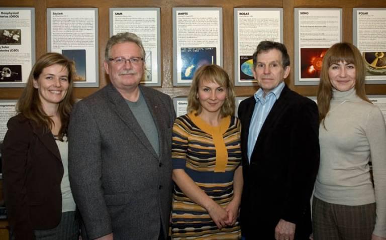 GCTC at CSM to establish collaboration