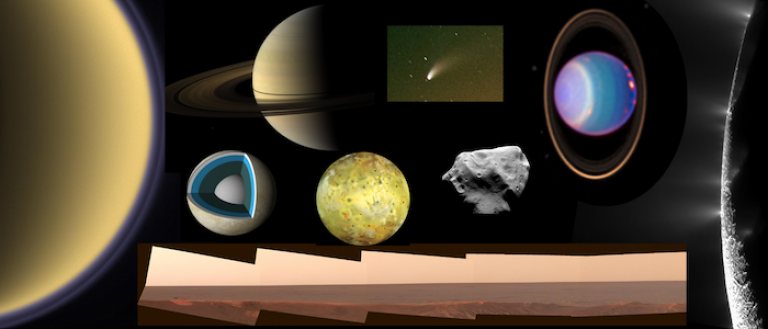 What is Planetary Science?