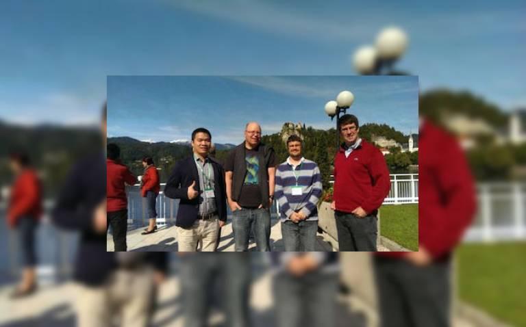 MSSL at the 27th Cluster Workshop in Bled