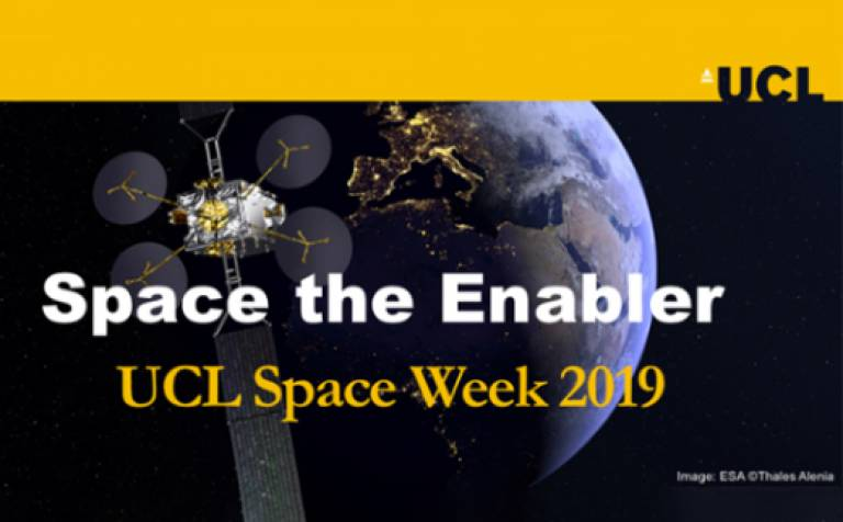 Space the enabler
