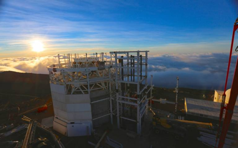 UCL to play role in world's largest solar telescope