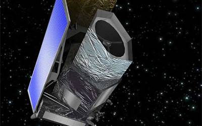 Euclid is an ESA mission who's primary science objectives are to determine the nature of dark energy.