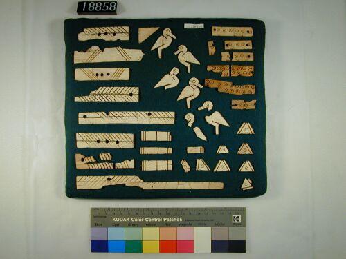 Ivory Inlays