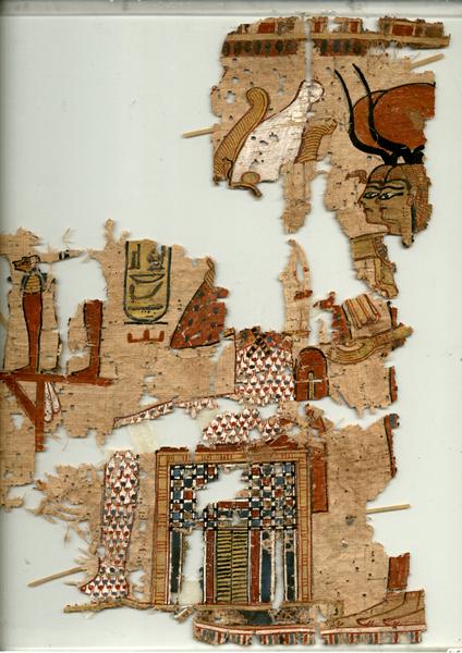 Fragmentos del libro de los muertos de Khnumemheb Uc32365_1-f-RI