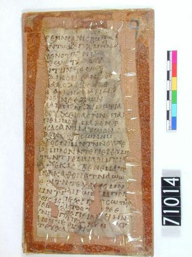 Parchment-Pergamon