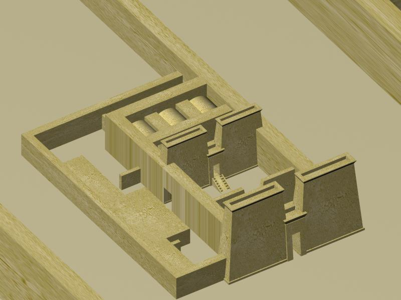 Thebes 3D Models