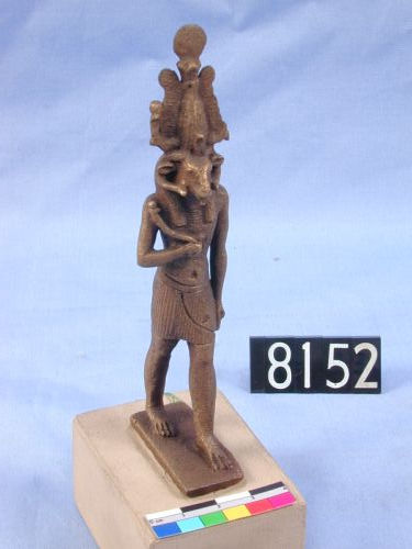 Gods and goddesses in ancient Egypt