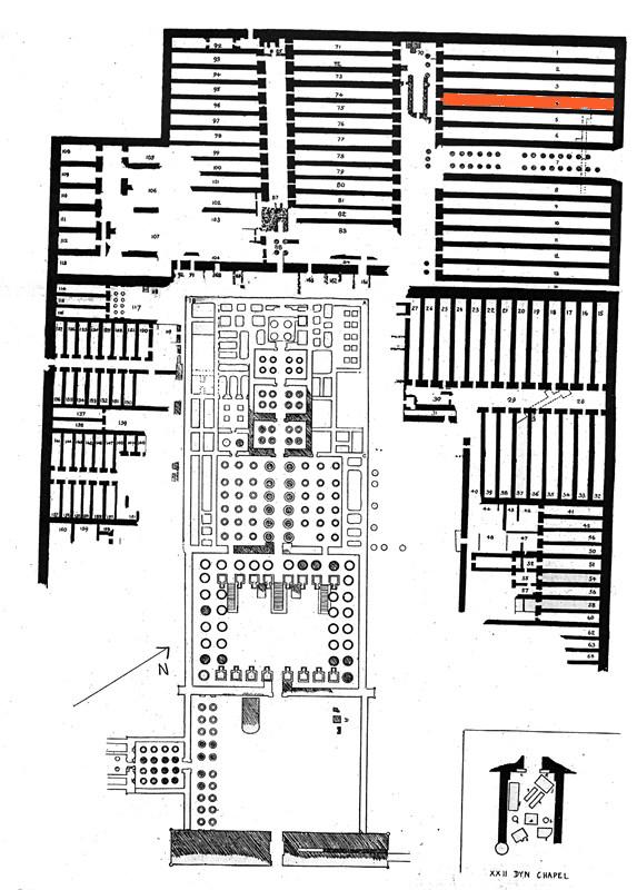 Ramesseum plan for Floor plan com
