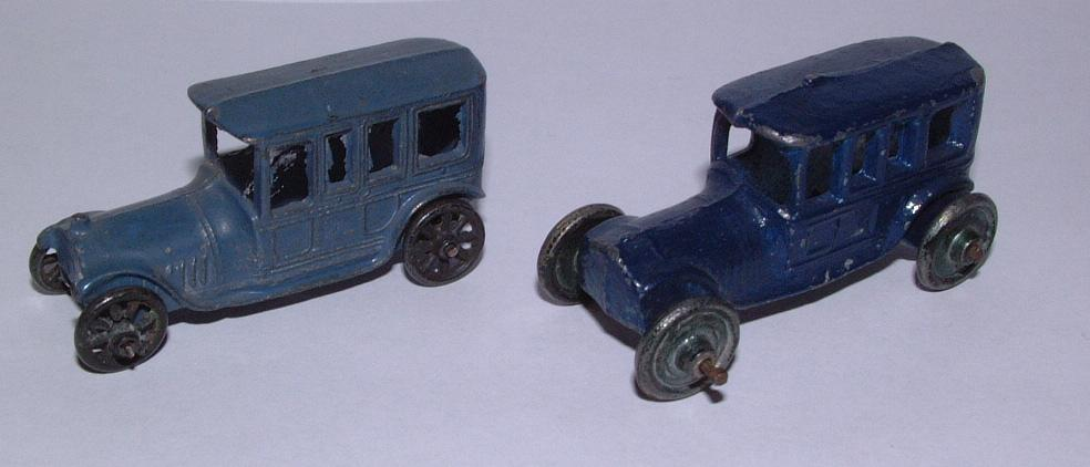 Ford Models Chicago >> History of TootsieToys | Object Retrieval