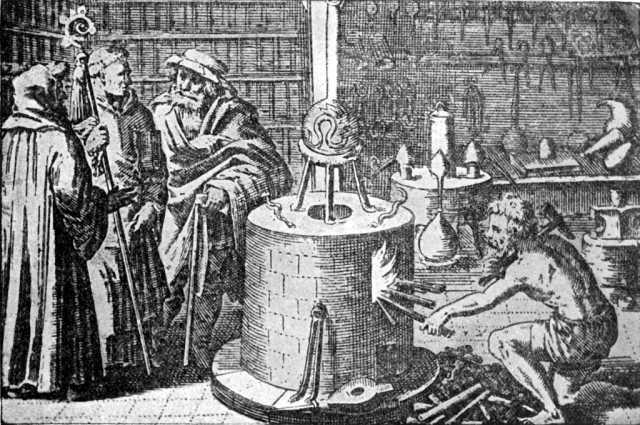 Alchemy Lead Into Gold Object Retrieval