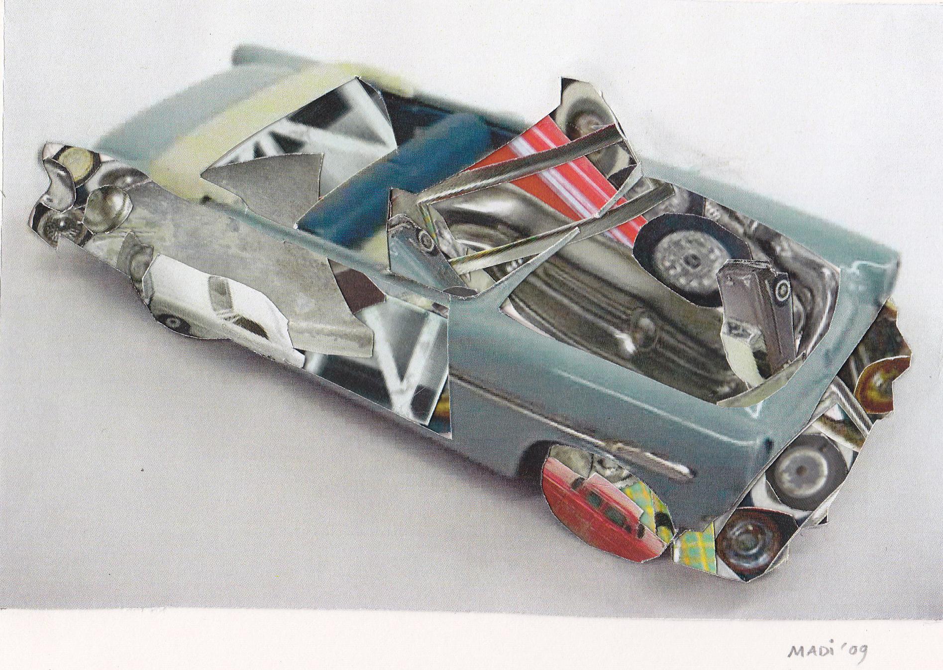 Toy Car Scrap Heap | Object Retrieval