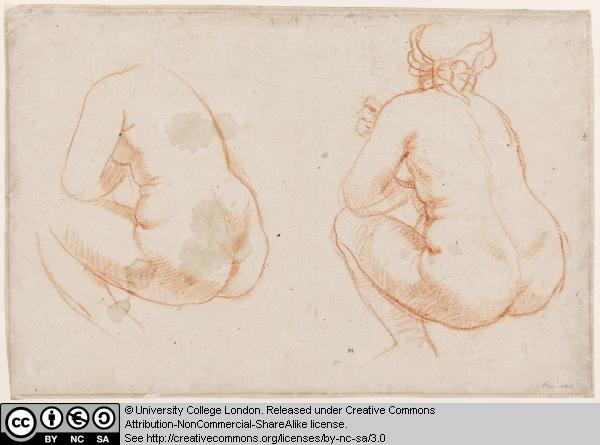4 Seated Female Nudes, Peter Paul Rubens-6327