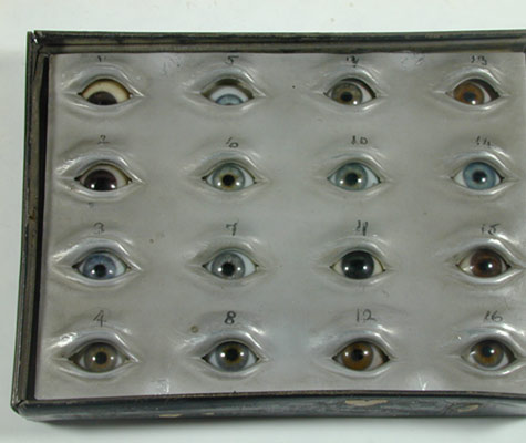 Eyes from the Galton Collection