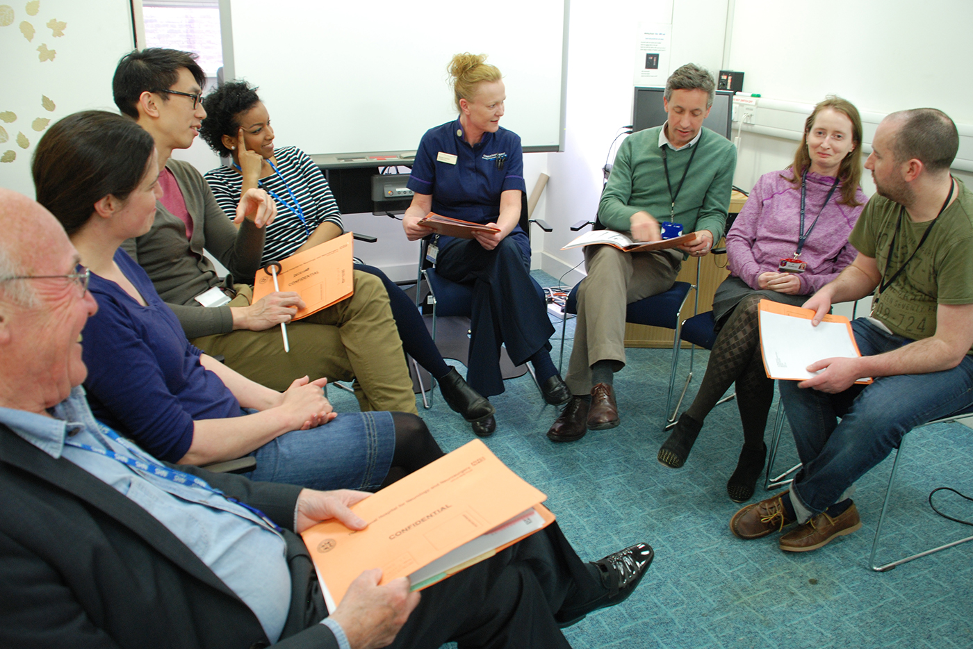 Group picture NPC 1