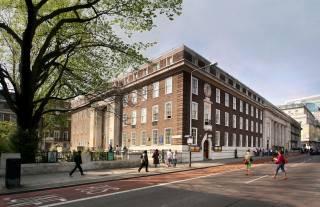 Image of course venue, Friends House, Euston Road, London