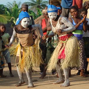 Basu Bondo Society Dancers