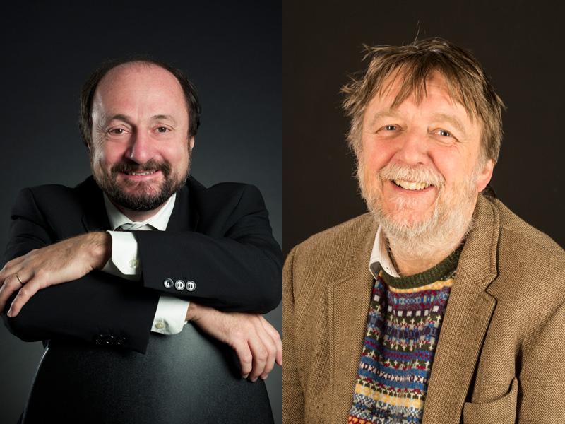 Bart De Strooper and John Hardy