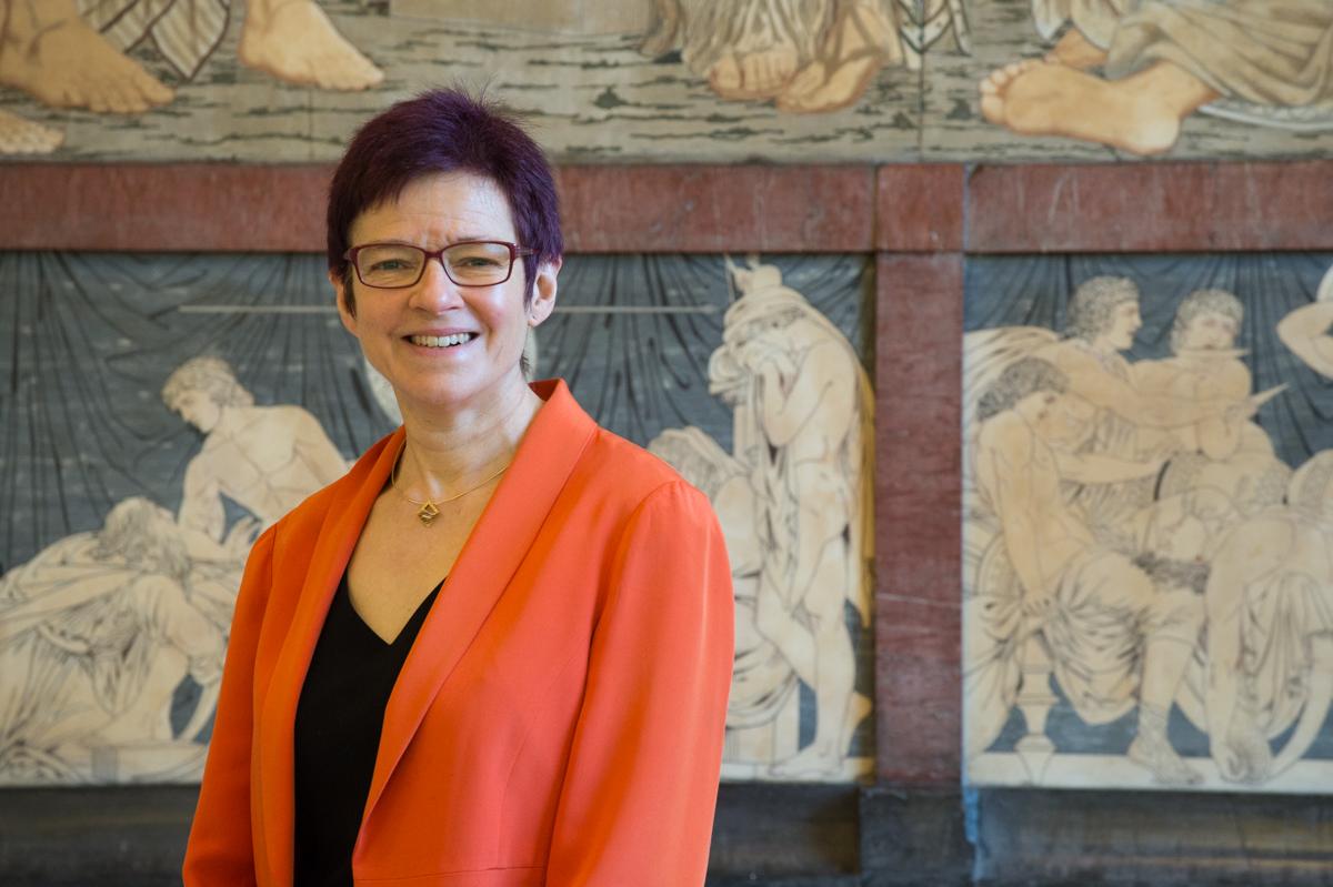 Dr Celia Caulcott, Vice-Provost (Enterprise) at UCL