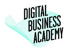 The logo of the Digital Business Academy