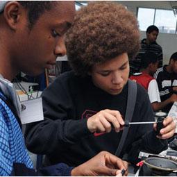 Generating Genius - workshop participants