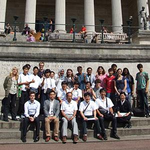 Hikari delegation visit