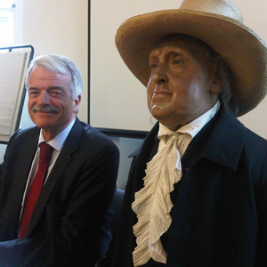 Jeremy Bentham Provost