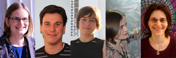 Leverhulme prize winners from UCL