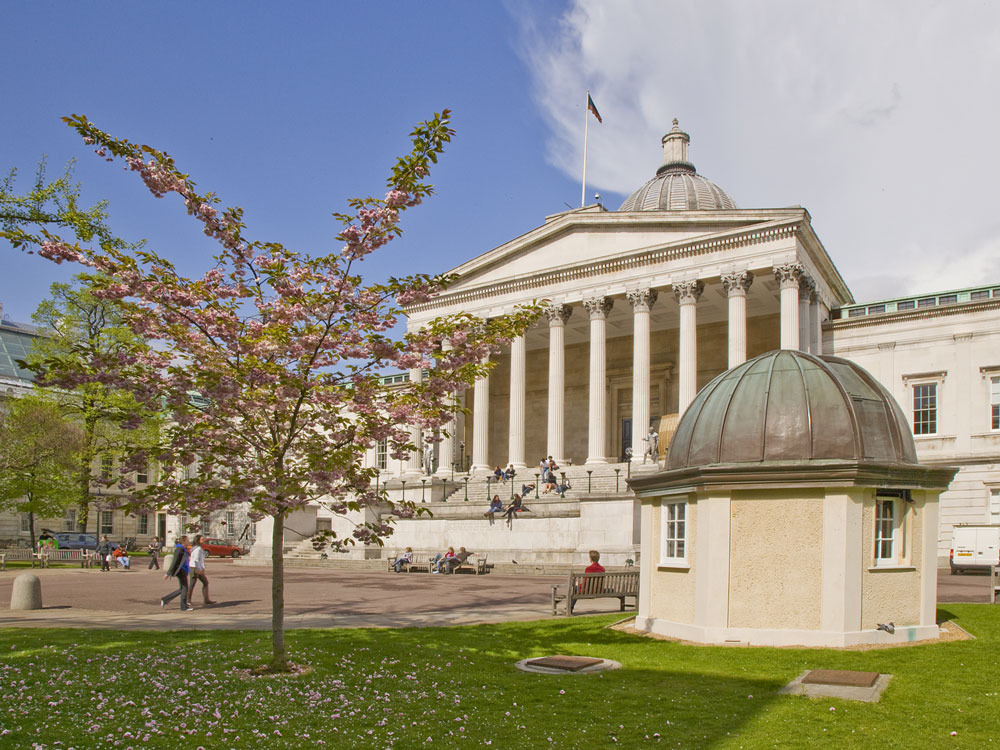 UCL Ranked 7th Worldwide In Latest QS World University