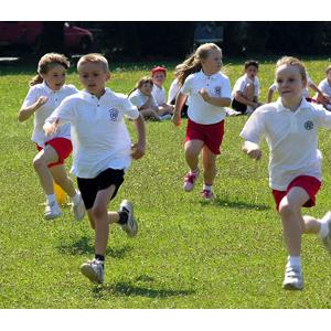 Childrens sports day