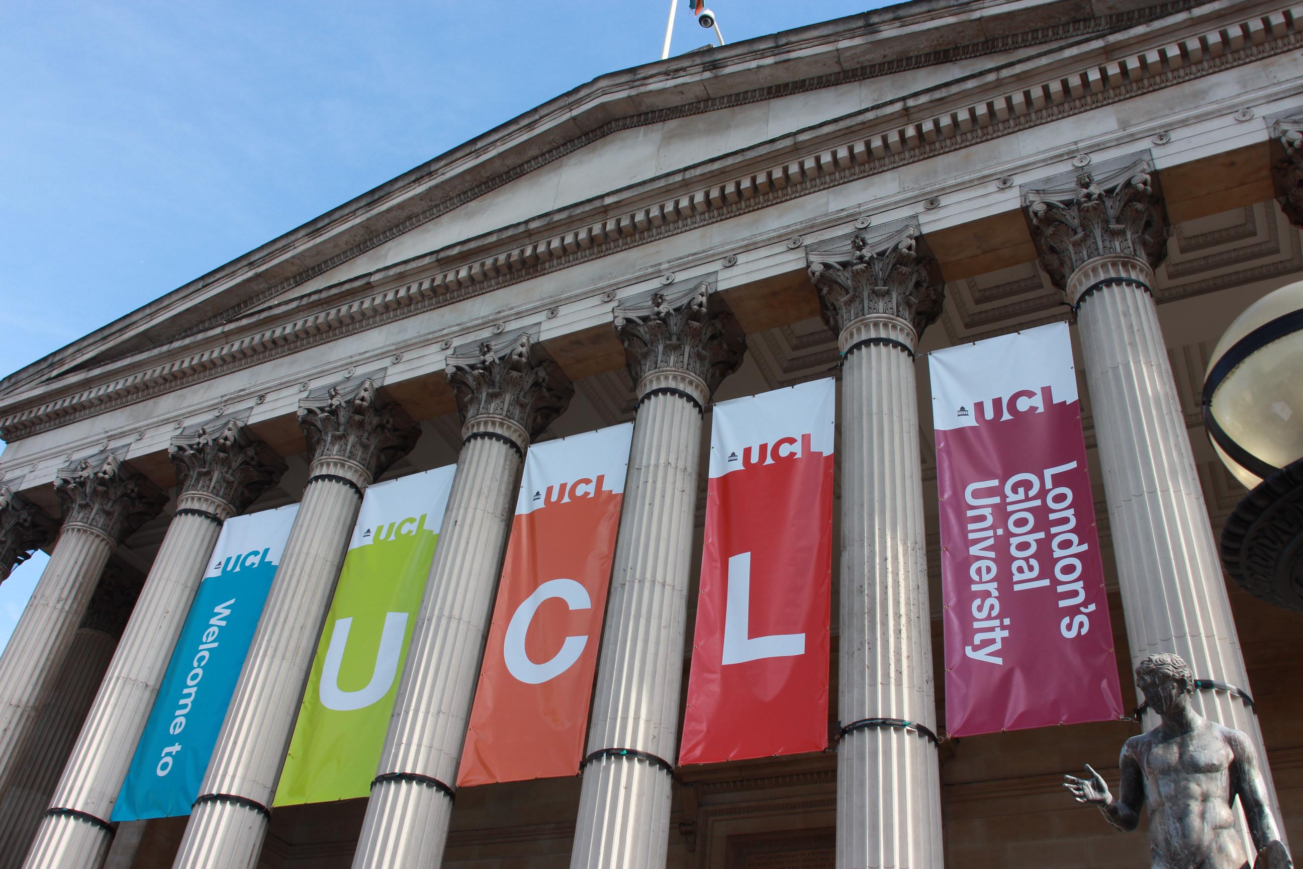 UCL Among World's Super-elite For Law, Education And