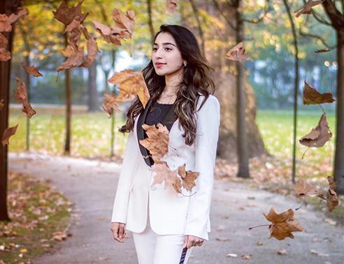 Seven Questions Aliza Ayaz