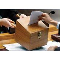 At the ballot box