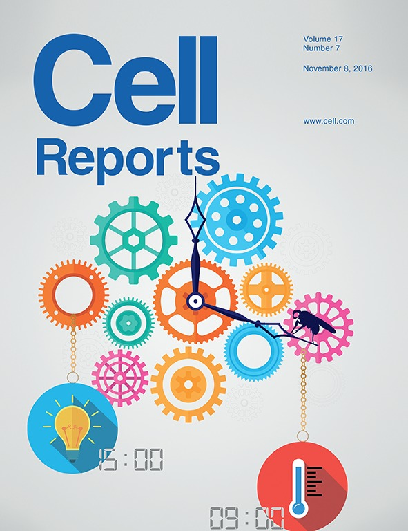 Cell Reports cover