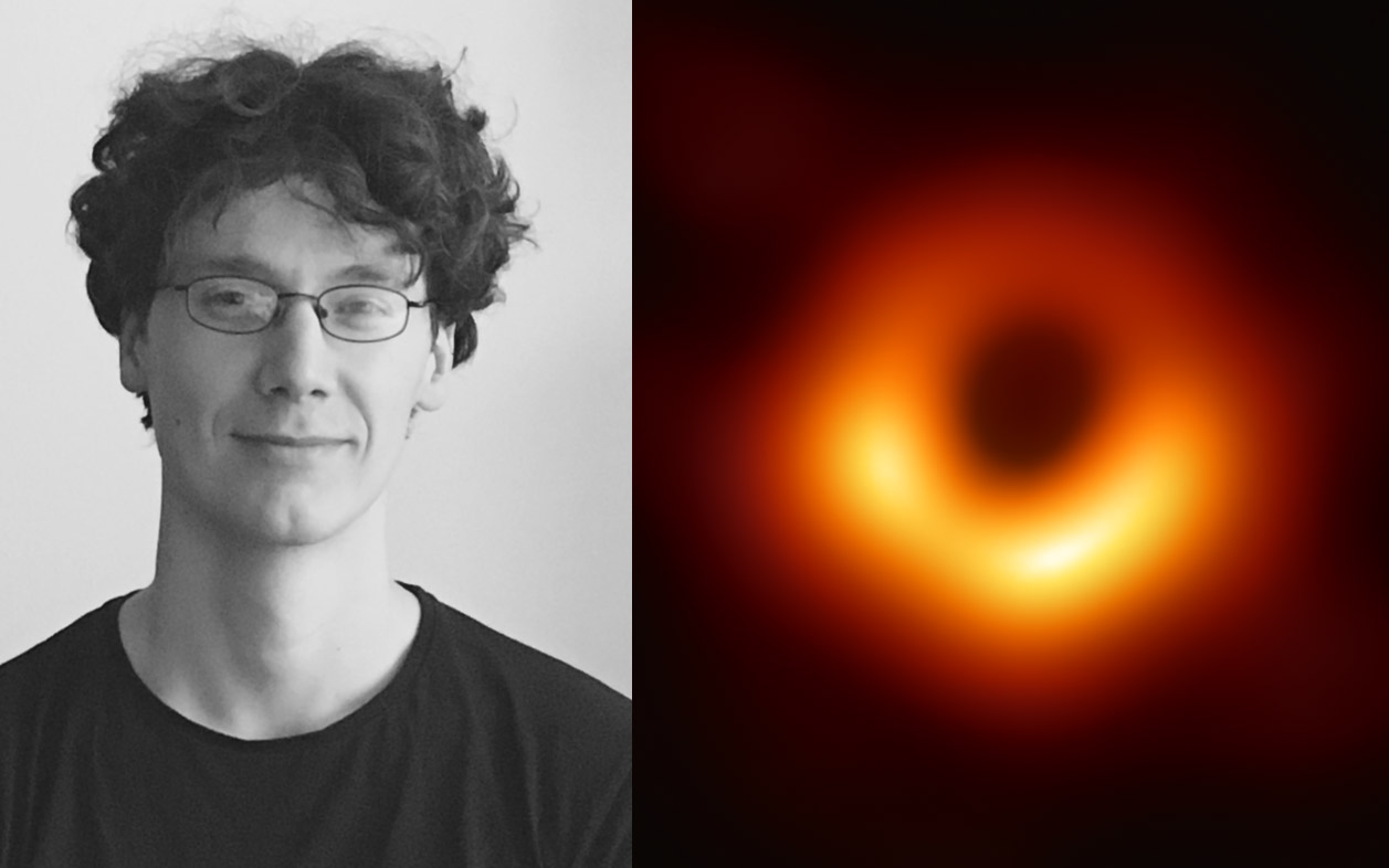 UCL scientist behind the first image of black hole shares $3