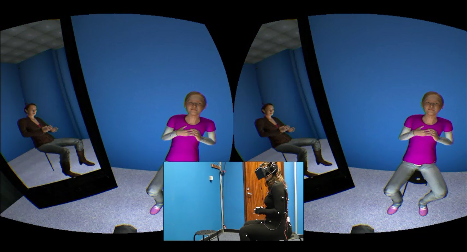 Virtual reality therapy could help people with depression | UCL News