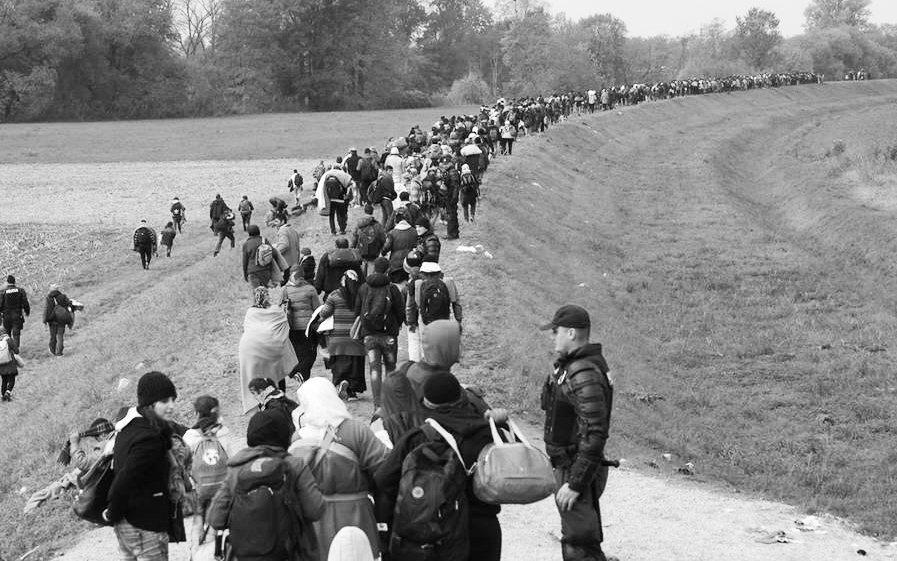 Cutting refugees' benefits results in more crime and less education