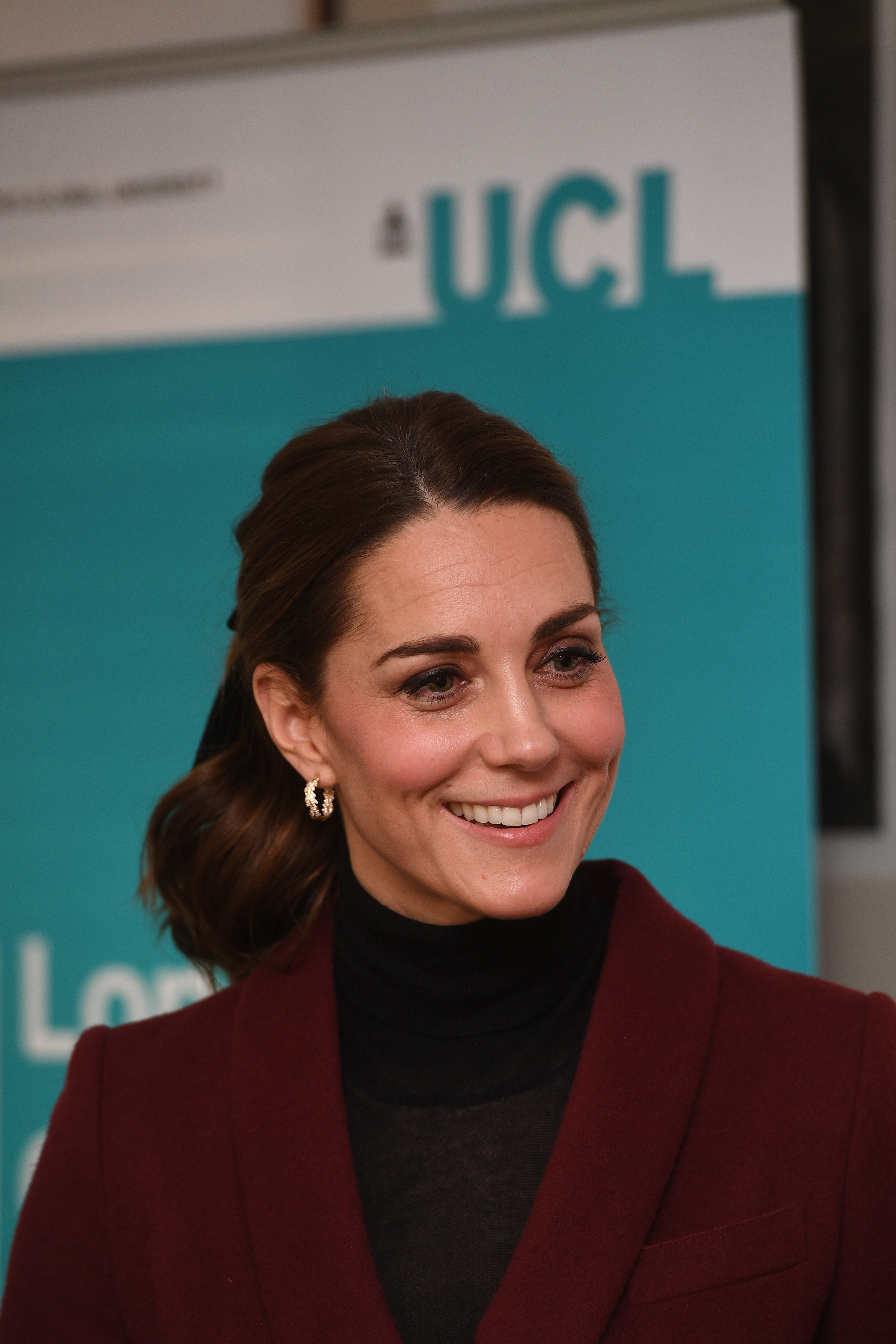duchess of cambridge visits ucl developmental
