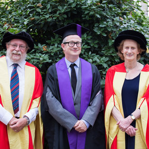 UCL Honorary Graduands and Fellows 2014