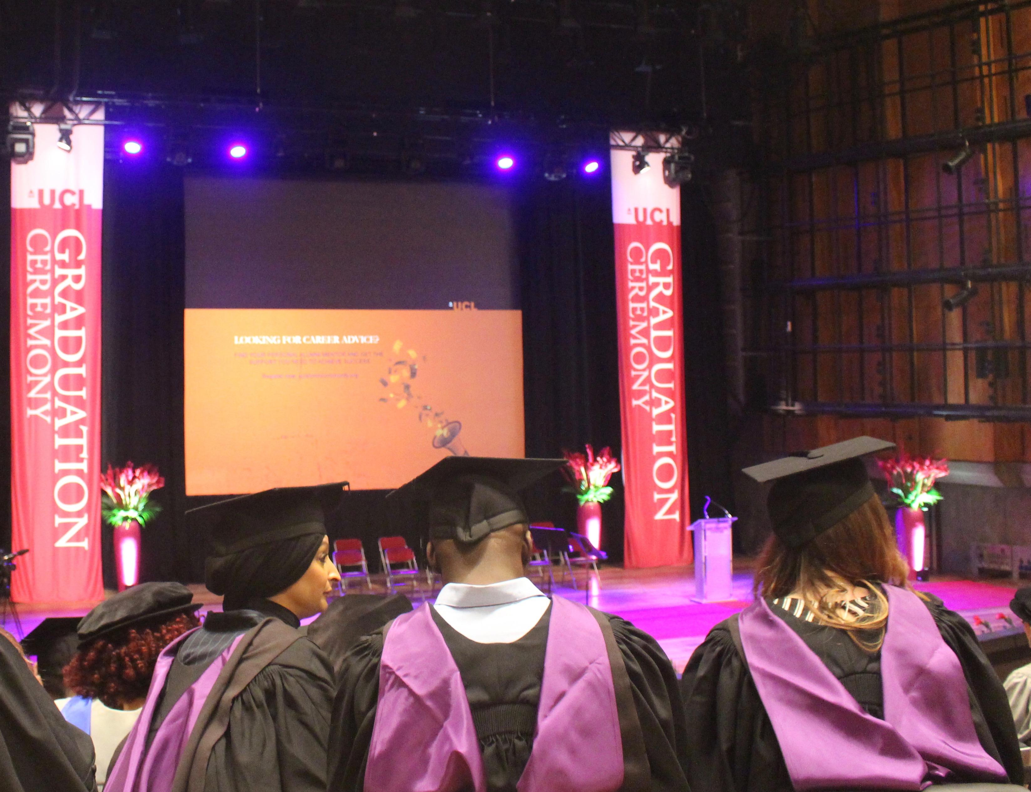UCL Graduation Ceremony