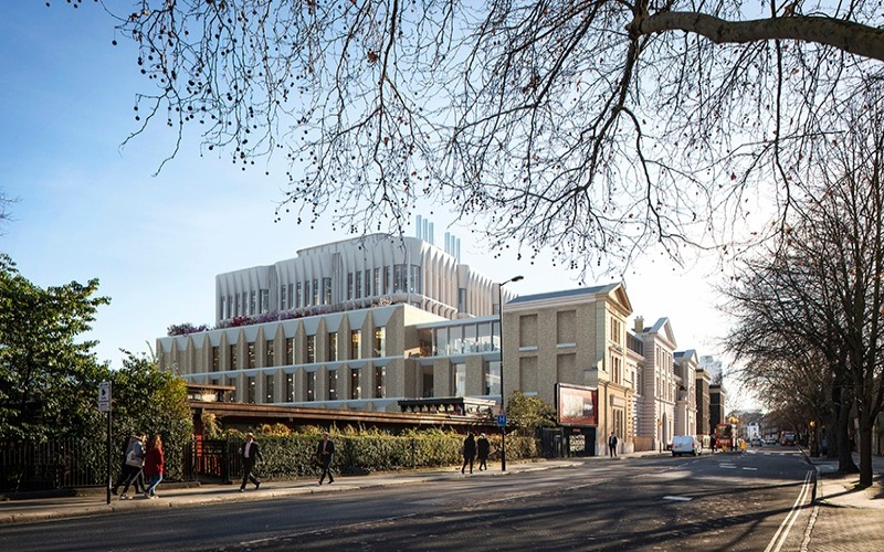 New world-leading facility for UCL Neuroscience gains planning approval