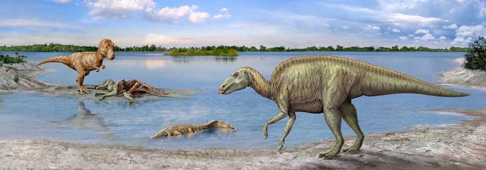late cretaceous dinosaurs