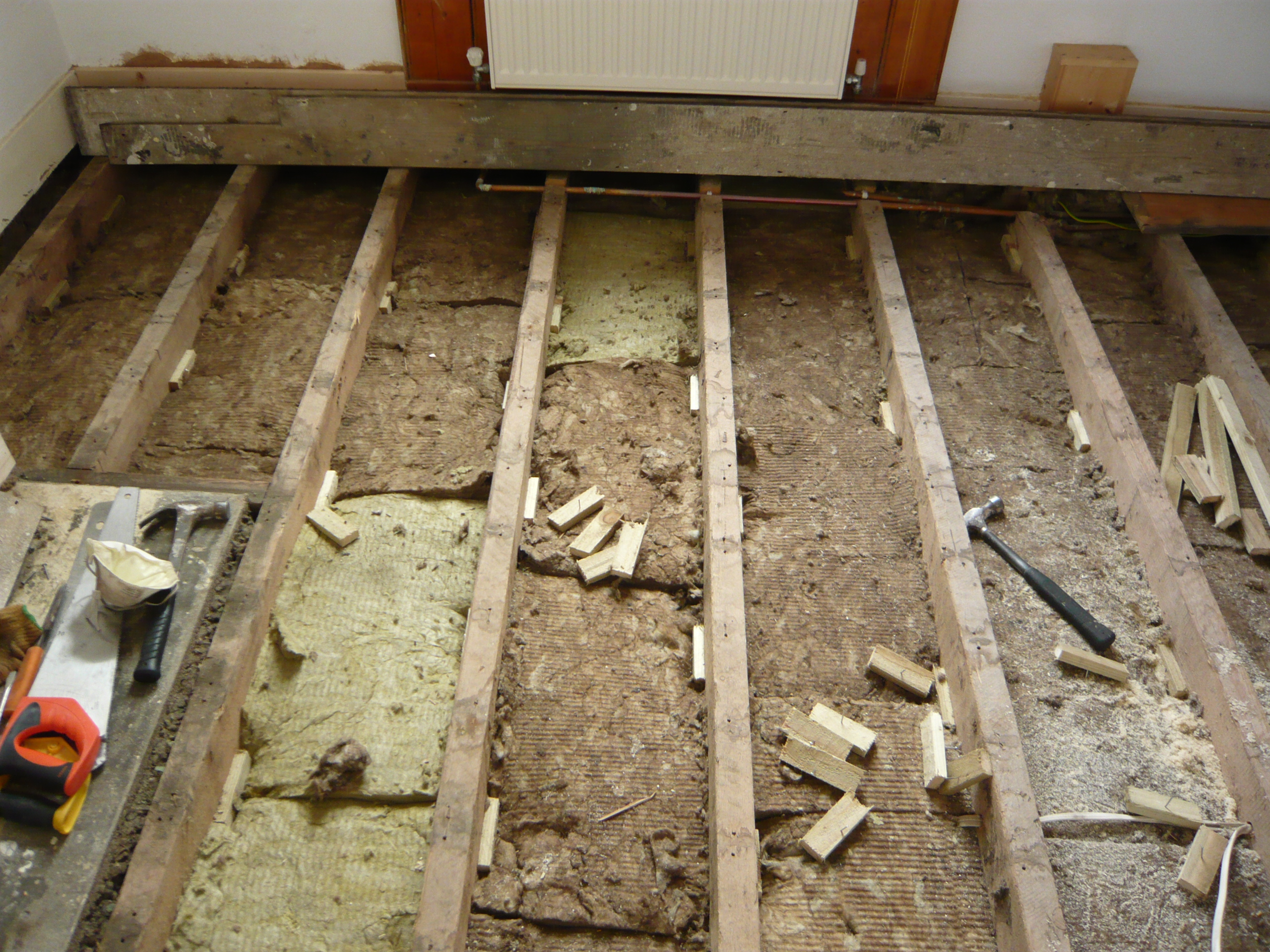 Ground Floor Insulation Can Reduce Heat Loss By Up To 92 Per Cent