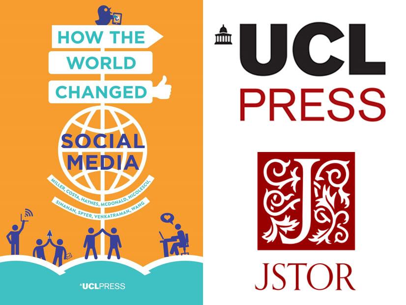 UCL Press JSTOR