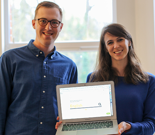 UCL student has launched Langu – a live online language platform to make learning a language accessible for as many people as possible