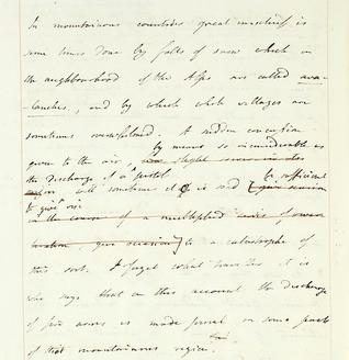 Untranscribed Bentham manuscript