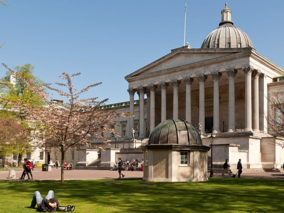 UCL Retains Place In Global Top 20 For Job Outcomes