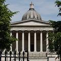 The quad, UCL