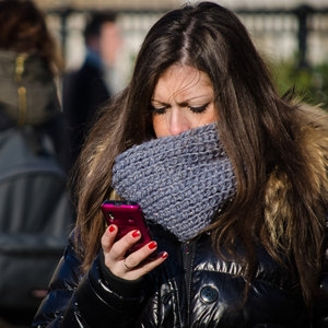 Flu and texting