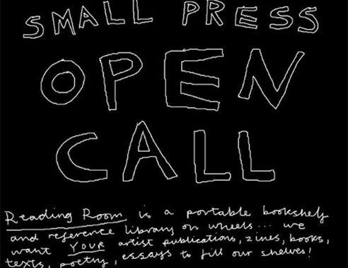 Reading Room open call for submissions   UCL News - UCL